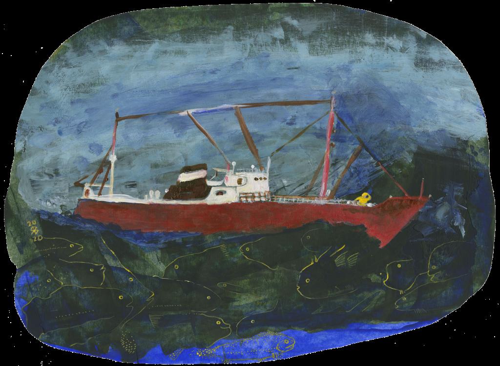 Fisketrål # 1